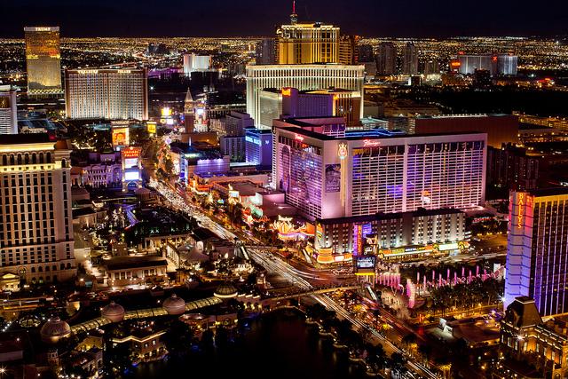 Like a Bat in Vegas