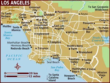 los-angeles_map